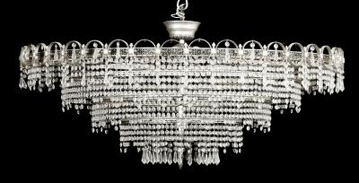 Lámpara de techo. Francia, finales del siglo XIX.