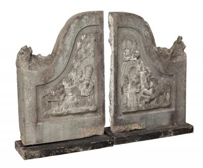 China, posiblemente dinastía MING (siglos XIV - XVII).