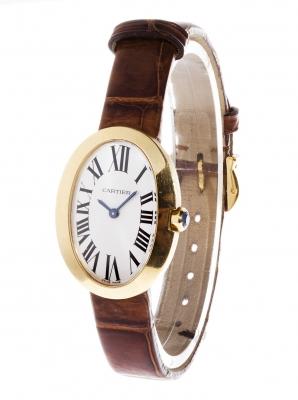 Reloj CARTIER Bagnoire Gold, n.