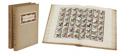 """AMADES, Joan; COLOMINES, Josep; VILA, Pau, """"Les Auques""""."""