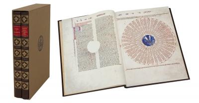"""Facsímil del códice """"Libros del Saber de Astronomía del"""