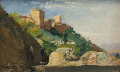 """""""Alhambra"""". BERUETE Y MORET, Aureliano de"""