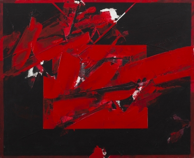 """""""Nº1614"""", 1991. Luís Feito López"""