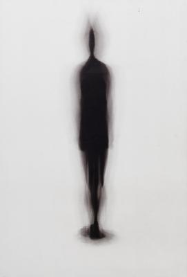 """Rotador negro"", 1998. PERAL, Alberto"