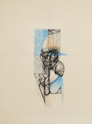PIJOAN MUXART, Joan (Barcelona, 1954 - 2000).
