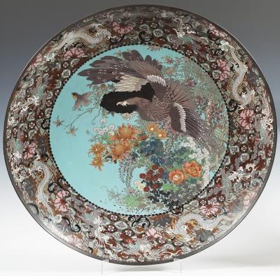 Gran plato. Japón, principios s.