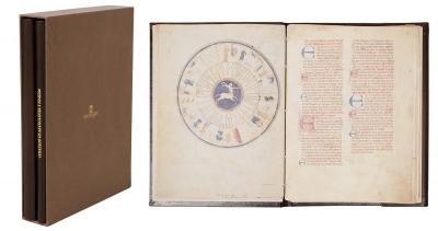 Facsímil del Tratado de Astrología y Magia de Alfonso X