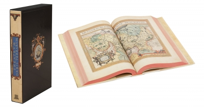 Facsímil de Theatrum Orbis terrarum, Biblioteca Históri
