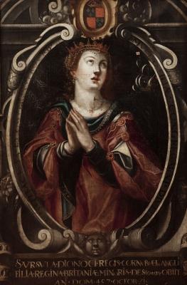 1570 - Olivares, 1625). Atribuido a ROELAS, Juan de .