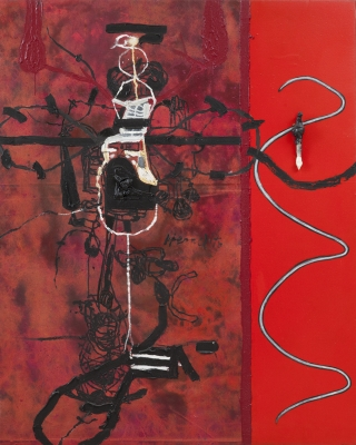"""""""Heráclito"""", 1989.  ROIG SEGARRA, Ramón"""