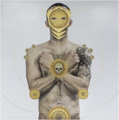 """""""Máquina metafísica  (1)"""". GARCIA, Frederic"""