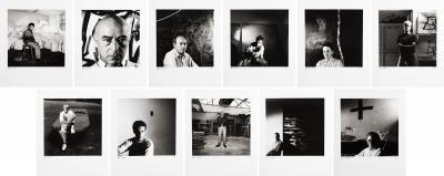 DEL MORAL, Jean Marie . Portfolio con once fotograf