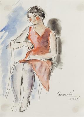 MORATÓ GUERRERO, Lluís (Barcelona, 1903 – 1963).