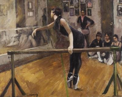 """Bailarinas"". MARTÍ ARAGONÉS, Joan"