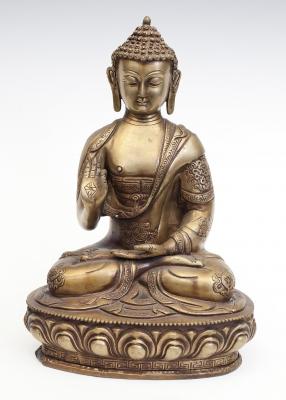 Buda. Segunda mitad del siglo XX.