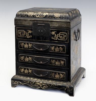 Cajonera. China, siglo XIX.