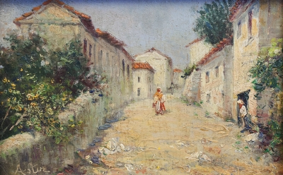 Escuela andaluza, finales del siglo XIX - principios del siglo XX.