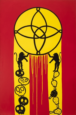 """""""Sin título"""", 1989, Mavi Escamilla (Valencia, 1960)"""