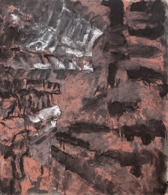 """""""Sin título"""", 1999, Manlio Caropreso ( Napoles, 1958)."""
