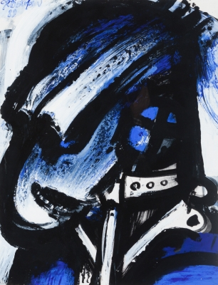 John Christoforou (Grecia, 1921 – Reino Unido, 2014).