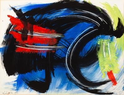 """Œuvre ultime"", 1985"