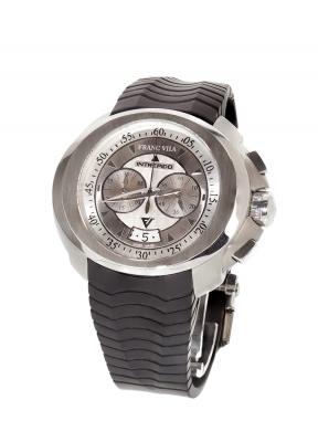 Reloj FRANC VILA Chrono Bicompax Intrepido, para caballero, Ref FVI 17.