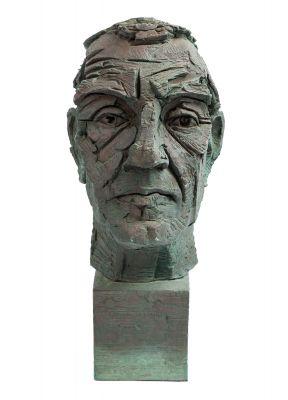 """""""Personaje (Harold Schwartz)"""". 1965"""