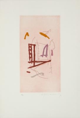 Sin título, 1991., Albert Ràfols Casamada