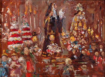 CONSTANTINO GÓMEZ SALVADOR (Valencia, 1864-1937)