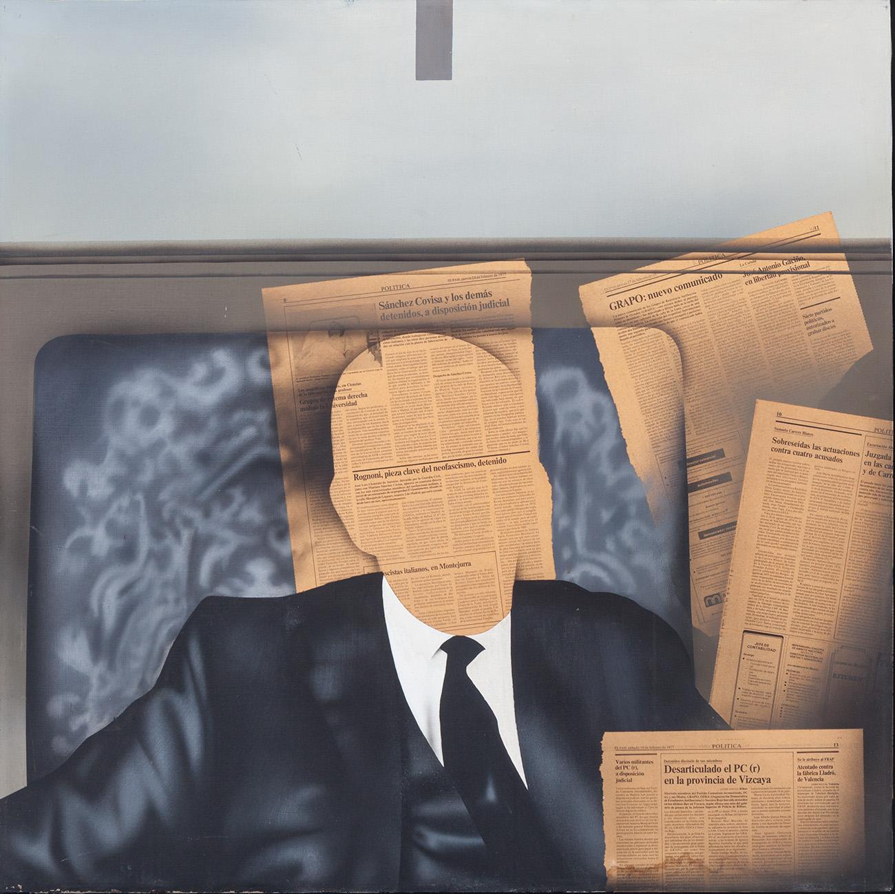 """""""Sin título"""", 1977. Equipo Realidad"""