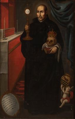 """""""San Francisco de Borja""""."""