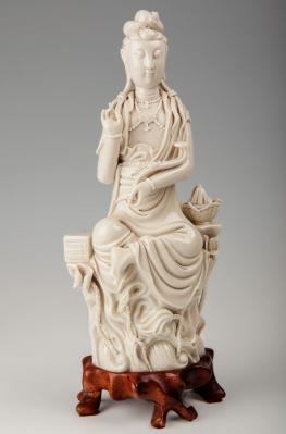 Guan Yin. China, Dinastía Qing.