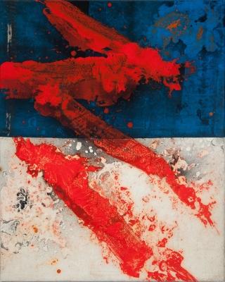 Sin título, 2000., José Manuel Ciria, (Manchester, Reino Unido, 1960).