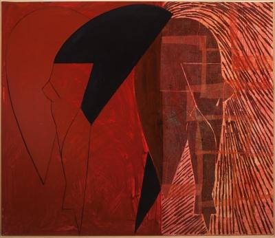 """""""Sin título"""". 2004., Juan Lecuona, (Buenos Aires, Argentina, 1956)."""