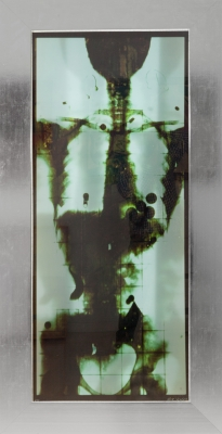 """""""Esqueleto"""". 2002. Nick Veasey, (Londres, 1962)."""