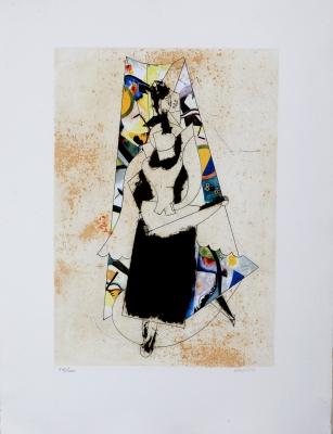 """""""El cubismo como pretexto"""", 2004., Manolo Valdés Blasco"""
