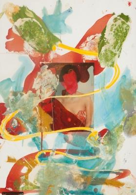 """La incendiadora"", 2000., Jorge Galindo (Madrid, 1965)."