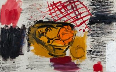 """""""Estudio de frutas"""", 2002."""