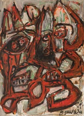 """""""Composición"""" 2002."""
