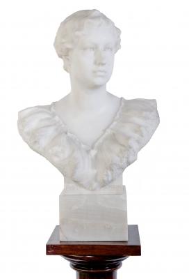 """""""Busto de Rosita Jardon""""."""