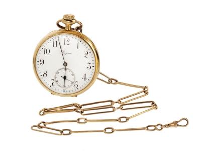 Reloj de bolsillo LONGINES Grand Prix Paris.