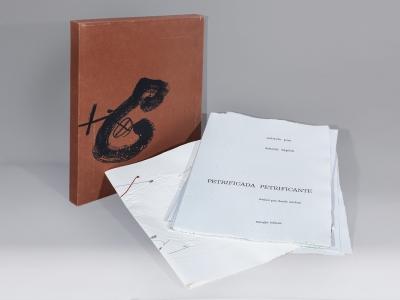 Petrificada Petrificante. (Octavio Paz)