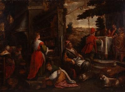 Escuela de BASSANO, Jacopo