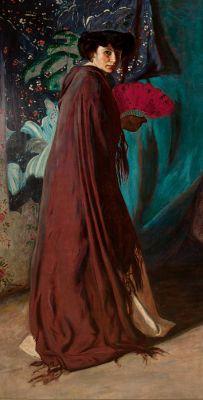 IGNACIO ZULOAGA Y ZABALETA (Éibar, Guipúzcoa, 1870 - Madrid, 1945).