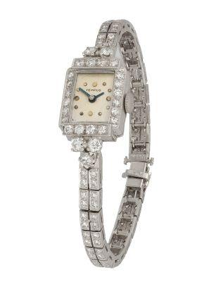 Reloj Art Déco TEMPUS para señora, n. 802, Beleco Watch Co.