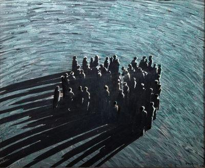 """""""Sin título"""", 1986."""