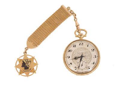 Reloj de bolsillo marca LONGINES
