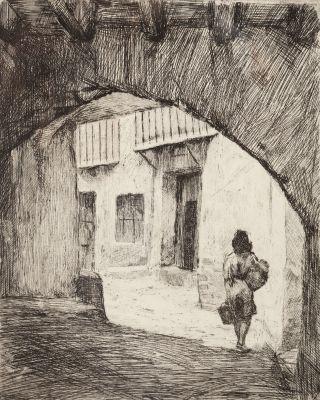 LUIS ARCAS BRAUNER, (Valencia, 1934 – Cambridge, Reino Unido, 1989).Untiteled.