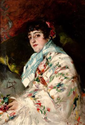 JOAQUÍN SOROLLA Y BASTIDA (Valencia, 1863 – Cercedilla, Madrid, 1923).