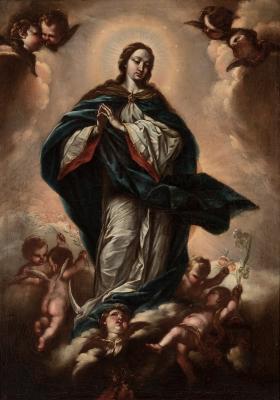 """""""Inmaculada"""". PALOMINO, Acisclo Antonio"""